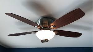 Monte Carlo Discus Ii Monte Carlo Stylist Ceiling Fan 52