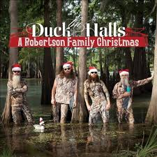 duck dynasty robertson on chart topping