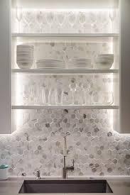 tiles backsplash subway tile gray contemporary kitchen cabinet