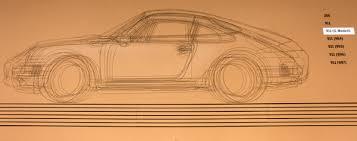 porsche 911 design porsche 911 evolution notcot