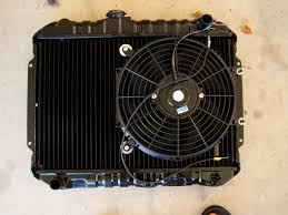 nissan almera radiator fan not working tech wiki radiator upgrades datsun 1200 club