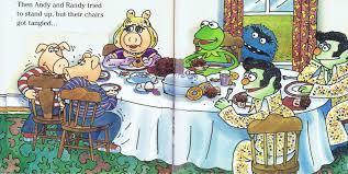 muppets thanksgiving jim fanning u0027s tulgey wood november 2012