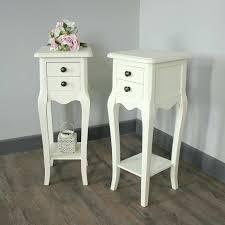 ebay bedside table ls pair range furniture bundle slim cream drawer bedside tables table