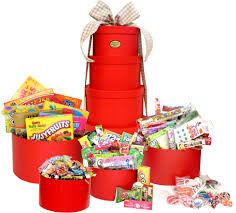 vintage candy gift baskets retro candy candy crate