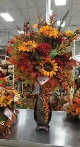 fall floral arrangements autumn fall thanksgiving pumpkin centerpiece table flower