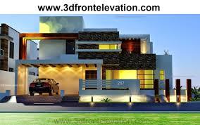 1 kanal house plan contemporary design bahria