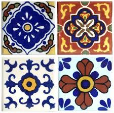 Mexican Tiles For Kitchen Backsplash Ceramic Wall Tiles Decorative Shenra Com
