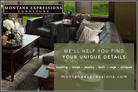 Interior Design Bozeman Mt Montana Expressions Upscale Furniture Bozeman Mt Montana