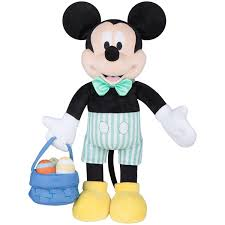 easter mickey mouse mouse easter greeter