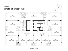 City View Boon Keng Floor Plan by Centrium Square Propertyfactsheet