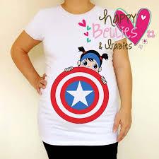 maternity maternity shirts captain america