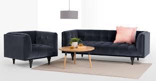 sofa navy velvet sofa pink velvet settee blue velvet settee