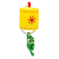 pascal light up hanging ornament tangled