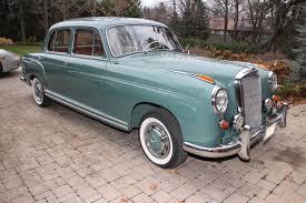 classic mercedes sedan 1954 mercedes benz 220s bramhall classic autos