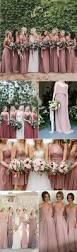 long a line bridesmaid dress dusty rose bridesmaid bridesmaid