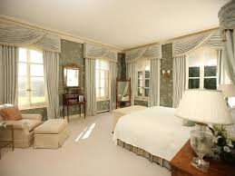 Floor To Ceiling Curtains A Sage Green Shade And Draped Floor To Ceiling Curtains Make The