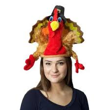 thanksgiving turkey hat century novelty