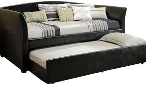 new memphis metal day bed with trundle bed 2x ortho mattress full