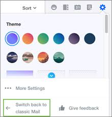 Yahoo Mail Switch Back To The Previous Version Of Yahoo Mail Yahoo Help