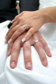 how to wear wedding ring set proper way to wear a wedding ring set the wedding specialiststhe