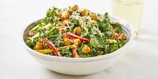 Candace Braun Davison by Best Vegan Kale Caesar Salad Recipe How To Make Vegan Kale