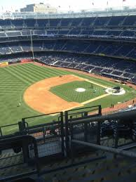 yankee stadium section 428 row 9 home of new york yankees new