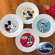 keepsake plates personalized disney plates mickey mouse minnie mouse donald