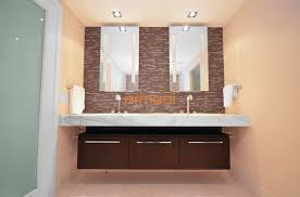 Custom Bathroom Vanities by Custom Bathrooms Armadi Closets Miami