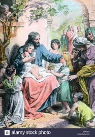 jesus children painting stock photos u0026 jesus children painting