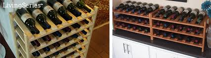 wine racks for your home living series by wine racks america