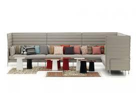 alcove high back sofa arenson office furnishings
