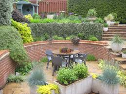 steep slope garden design ideas list biz