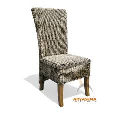woven dining room chairs decorating inspiring seagrass dining chairs in grey with sandy