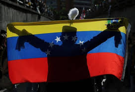 Flag Venezuela U S Imposes First Economic Sanctions Against Venezuela Wlrn
