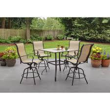 Costco Patio Furniture Sets Bar Stools Outdoor Swivel Bar Stools Costco Height Patio Set