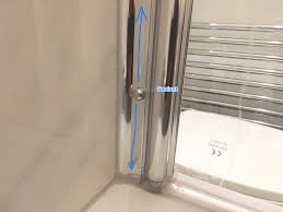 Bathroom Shower Screen Seals Leak In Bath Screen Hinge Bathrooms Ensuites Wetrooms