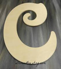 large wooden letters u2013 remember the day creations