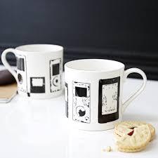 musicality mp3 design mug by betsy benn