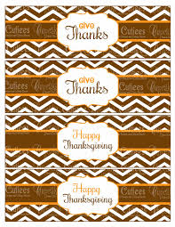 thanksgiving labels cupcake cutiees turkey fall and thanksgiving water bottle labels