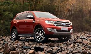 2016 Ford Everest The Rugged And Refined All New 2016 Ford Everest Set To Redefine