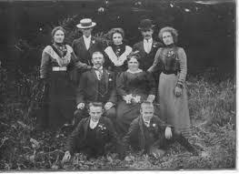 ford family mccauley family history bob s family history website