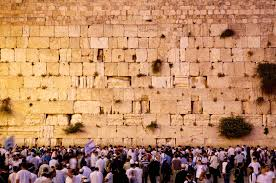 israel jordan private jet vacation luxury private jet vacation praying at the western wall