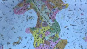 Fantasy World Map by Fantasy World Map Farm Cultural Park Favara Youtube