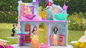 Big Barbie Dollhouse Tour Youtube by Disney Princess Royal Dreams Castle Target