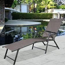 Reclining Patio Chairs by Patio Furniture Recliner U2013 Smashingplates Us