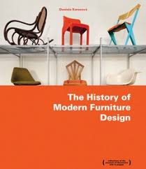 History Of Interior Design Books The History Of Modern Furniture Design Artbook D A P 2013