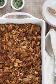 gluten free thanksgiving stuffing recipes apple and sausage cornbread stuffing with sage gluten free