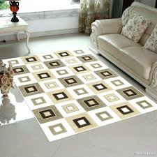 Modern Square Rugs Modern Square Rug Generations Brand New Contemporary Brown And