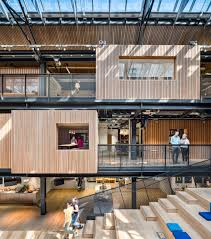 Pixar Offices by 10 Of The Slickest Office Spaces Around The World Social Talent