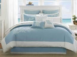 bedroom marvelous light blue bed cover idea plus blue plus beach